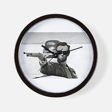 Bad A** Abe Wall Clock