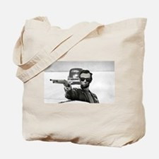 Bad A** Abe Tote Bag