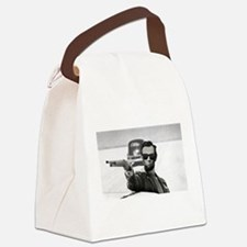 Bad A** Abe Canvas Lunch Bag