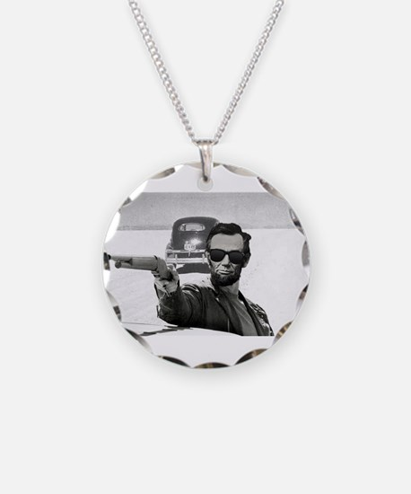 Bad A** Abe Necklace
