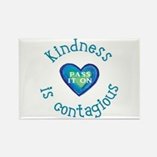 Kindness is Contagious Magnets