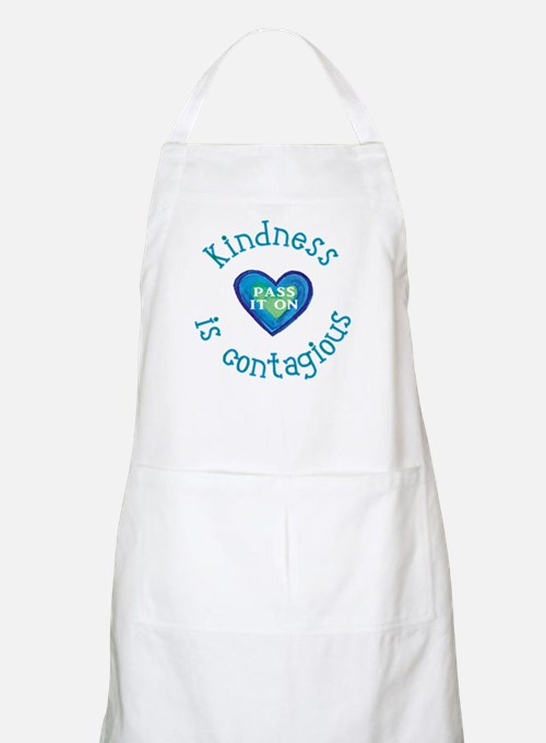 Kindness is Contagious Apron