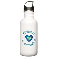 Kindness is Contagious Water Bottle