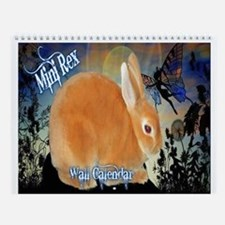Mini Rex Wall Calendar