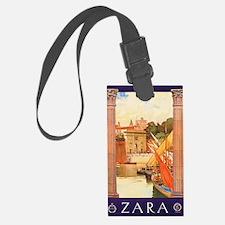 Zara Italy - Vintage Travel Luggage Tag