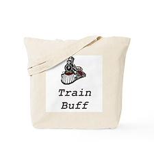 Train Buff Tote Bag