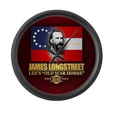 Longstreet (SP) Large Wall Clock