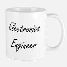 Electronics Engineer Artistic Job Design Mugs