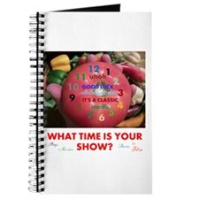 What Time Is Your Show? Twinkling Stars. Journal