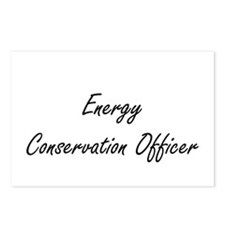 Energy Conservation Offic Postcards (Package of 8)