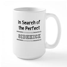 Searching for a Sidekick Mugs