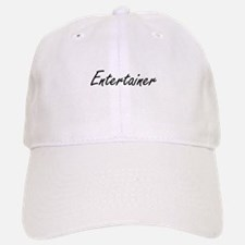 Entertainer Artistic Job Design Baseball Baseball Cap