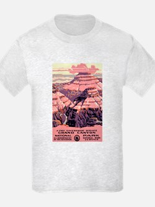 1930s Vintage Grand Canyon National Park T-Shirt