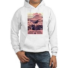 1930s Vintage Grand Canyon National Park Hoodie