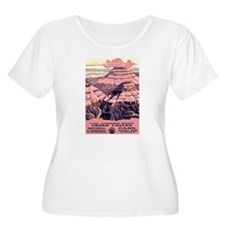 1930s Vintage Grand Canyon National Park T-Shirt