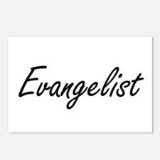 Evangelist Artistic Job D Postcards (Package of 8)