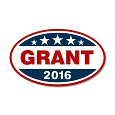 Grant 2016 Wall Decal