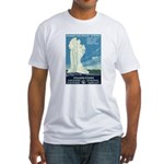 1930s Vintage Yellowstone National Park Fitted T-S