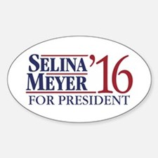 Selina Meyer For President Decal