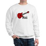 Guitar - Mac Sweatshirt