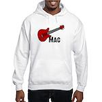 Guitar - Mac Hooded Sweatshirt
