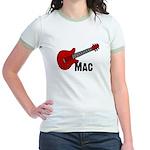 Guitar - Mac Jr. Ringer T-Shirt