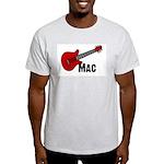 Guitar - Mac Light T-Shirt