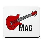 Guitar - Mac Mousepad