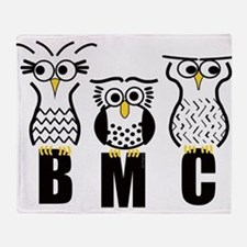 Cool Birdwatching Throw Blanket