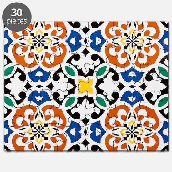 Morocco Puzzle