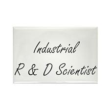Industrial R & D Scientist Artistic Job De Magnets