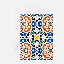 Morocco Greeting Cards