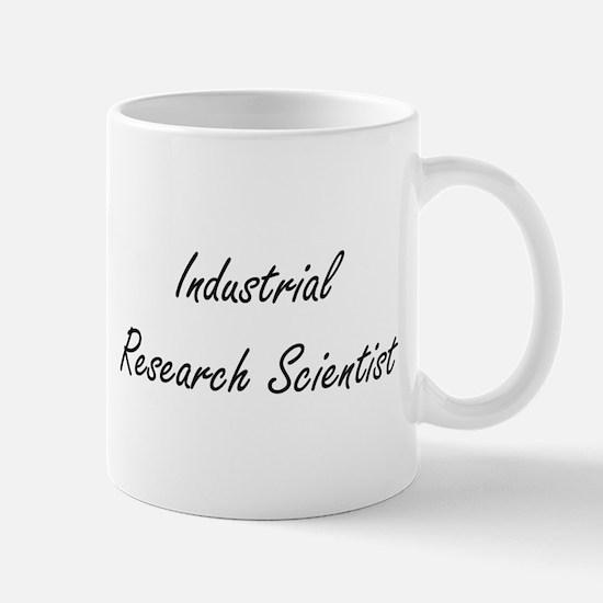 Industrial Research Scientist Artistic Job De Mugs
