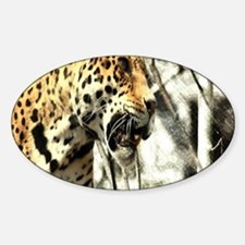 nature wild safari leopard Decal
