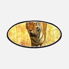 rustic grunge wild tiger Patch