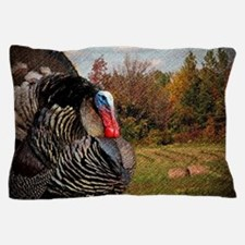 autumn landscape country turkey Pillow Case