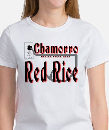 Power by Red Rice Women's T-Shirt