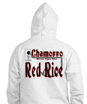 Power by Red Rice Jumper Hoody
