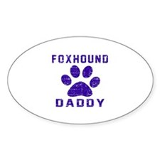 Foxhound Daddy Designs Decal