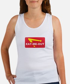 eat me out Tank Top