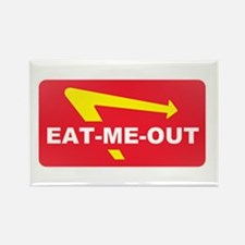 eat me out Magnets