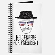 Heisenberg for President Journal