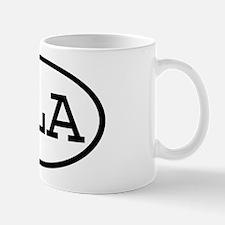 HLA Oval Mug