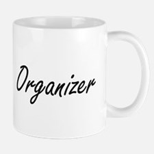 Organizer Artistic Job Design Mugs