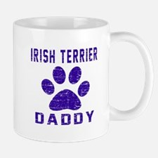 Irish Terrier Daddy Designs Mug