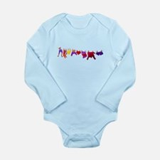 Kids clothes drying Body Suit
