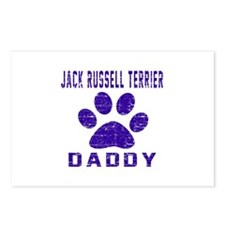 Jack Russell Terrier Dadd Postcards (Package of 8)