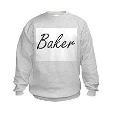 Baker Artistic Job Design Sweatshirt