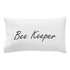 Bee Keeper Artistic Job Design Pillow Case