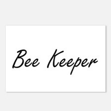 Bee Keeper Artistic Job D Postcards (Package of 8)